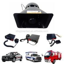 Haut-parleur sirène de police électronique 150W