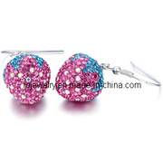 Fashion Crystal Earring Jewelry