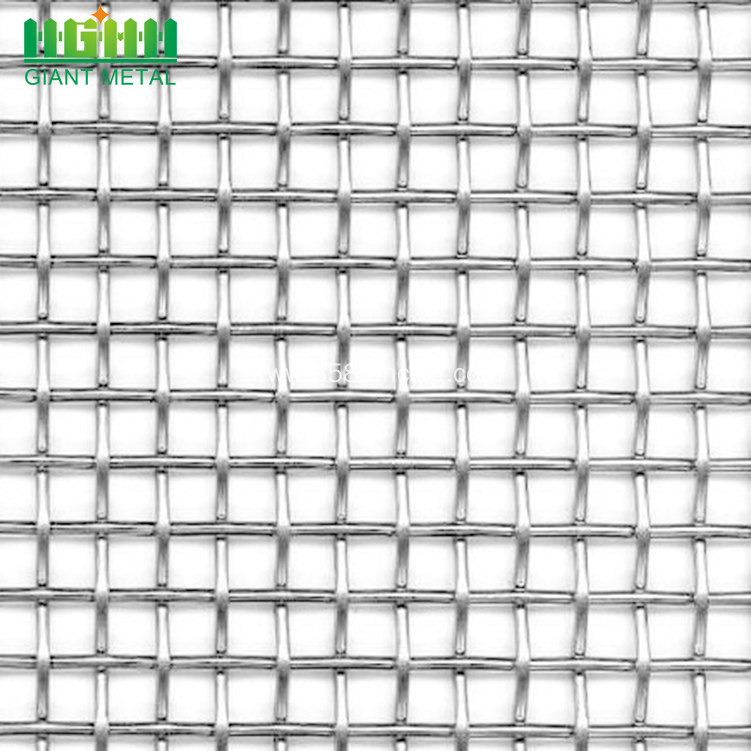 Cheap Durable High Tensile Steel Crimped Wire Mesh China Manufacturer