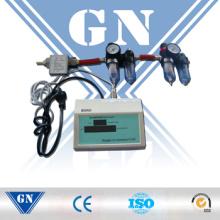 Débitmètre massique de gaz avec totalisateur numérique