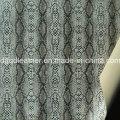 Couro de sapatos de PU de dupla face de superfície de cobra (qdl-sp038)