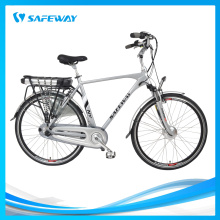 700C tyre Men's electric bike city bike