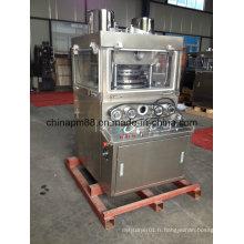 Machine de presse rotative automatique pour comprimés