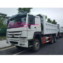 RHD Sinotruk dump truck 30-40T