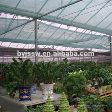 Garden Shading Red Sun Shade Net con buen precio