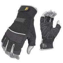 Мембрана вкладыш искусственная кожа перчатки без пальцев для почтальона, используя