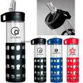 20 Oz Glass Water Bottles