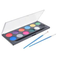 Caso cosmético melhor qualidade da cor da água face pintura