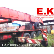 80ton Grue à camion hydraulique Grove usagée (TMS800B)