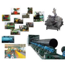 3PE Anti-Corrosion Steel Pipe Production Line