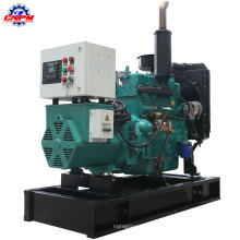 China supplier Gas generator biogas engine unit
