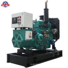 China fornecedor Unidade de motor de biogás gerador de gás