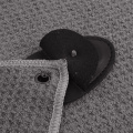 Microfiber Magnetic Golf Towel