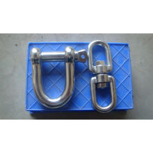 Stainless Steel 304 D Shackle