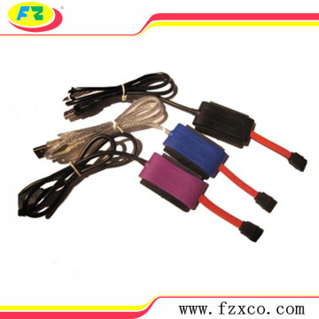 USB 2.0 to IDE&SATA Converter Cable