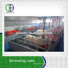 Porc Cage Usine D'approvisionnement Durable Qualité Porc Farrow Pen Vente