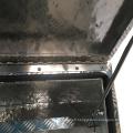 Boîte à outils en aluminium à double porte de gaz d'accès étanche Boîte à outils en aluminium à double porte de gaz étanche