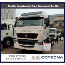 Camión de remolque Sinotruk T7h 6X4 430HP