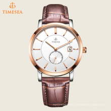 Мода популярные кожаные часы для мужчин 72433