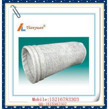 Filtro de aire fácil de limpiar aguja bolsa de filtro de fieltro