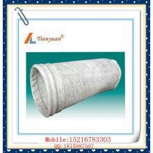 Industrial fácil limpeza agulha feltro filtro de ar saco