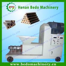 Extrudeuse économe en énergie de sciure de machine de briquette de charbon de bois de noix de coco