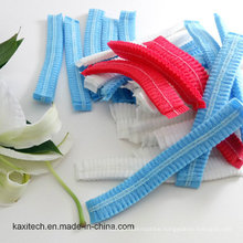 Clip Mob Cap, Disposable Nonwoven Mob Cap, Disposable Non-Woven Mob Cap