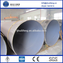 ST45 three layer polyethylene coating steel pipe