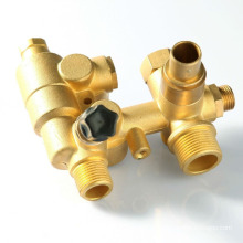 Raccord de tuyau de cuivre, accouplement - Rouleau Stop 1/4, pour réfrigération et climatisation