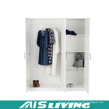 Hohe Qualität Hochglanz Sperrholz Schlafzimmer Kleiderschrank (AIS-W263)