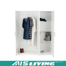 Armário alto brilho de alta qualidade do vestuário do quarto da madeira compensada (AIS-W263)