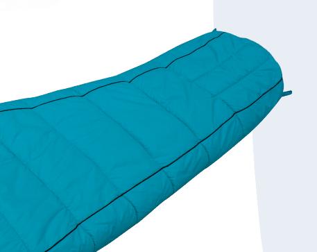 Mummy Camping sleeping bag
