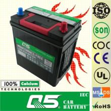 DIN 53504 12V35AH Maintenance gratuite pour batterie mobile électrique pour jouet et moteur léger