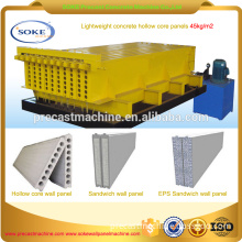 Construction machines ceiso lightweight precast concrete boundary wall/fence wall making machine machine making machines