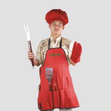 5pcs cozinha e conjunto de ferramentas para churrasco