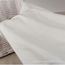 Оптовая 233TC 100% хлопок вниз доказательство тикают ткань перо доказательство ткань для постельного белья