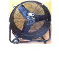 Ventilador / ventilador industrial eléctrico con las ruedas