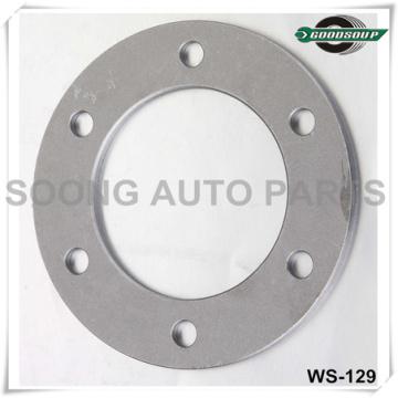 Forged billet aluminum alloy hub centric bolt on wheel spacer