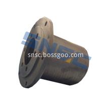Fan flange 612601080376 for high pressure oil pump