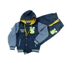 Moda terno novo estilo menino em roupas de criança (sbl037)