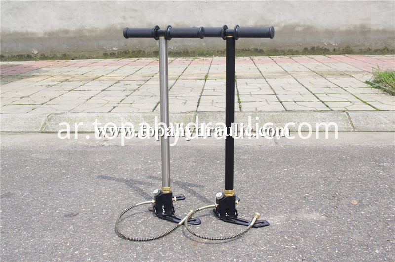 4500 psi hand paintball pcp air pump