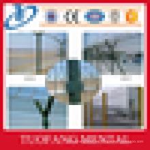 Alta seguridad y popular para el alambre de afeitar del aeropuerto Cerca / barrera de seguridad