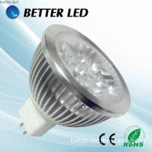 4W LED spotlight GU10