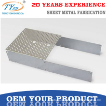 high density sheet metal fabrication oem