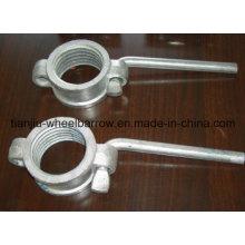 Acessórios de suporte de andaime de aço China fez boa qualidade