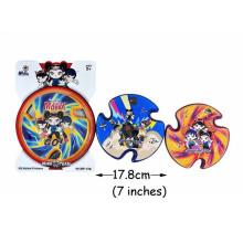 Regalo promocional del juguete del disco volador de la fibra de los niños de 7 pulgadas (10173608)