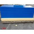 Blue Color 4x8 HDPE Plastic Sheets