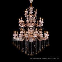 Lüster des ägyptischen Kristallgroßen Hotelklassikers benutzten Beleuchtungskörper großen Leuchter 88628