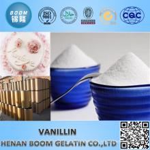 First class cheapest price vanillin powder