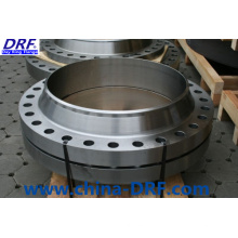 Welding Neck Flange, DIN 2635, Carbon Steel